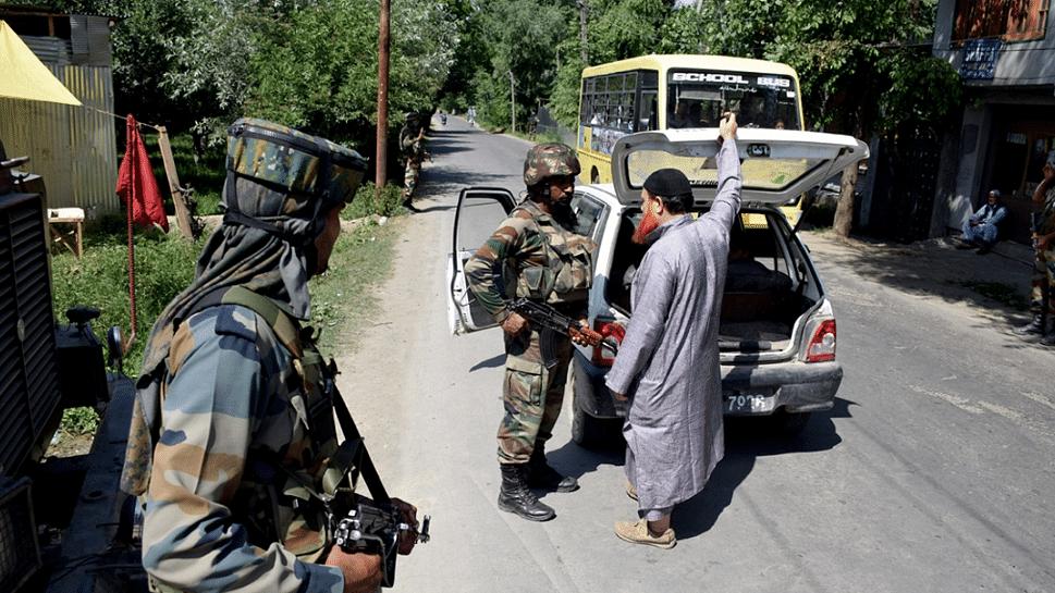 Back from 'near normal' Kashmir