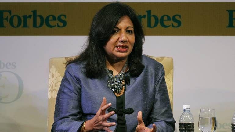 Biocon CMD Kiran Mazumdar Shaw