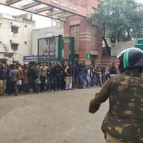 WATCH: Students of Jamia Millia Islamia University stage protest against Citizenship Amendment Act