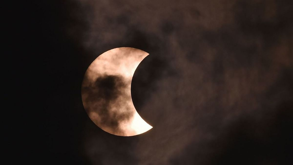 IN PHOTOS: Annular solar eclipse from around the world