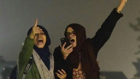 Jamia Protest: Meet Aysha and Ladeeda, who stood up to policemen