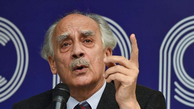 Former Union minister Arun Shourie recovering in Pune hospital after fall
