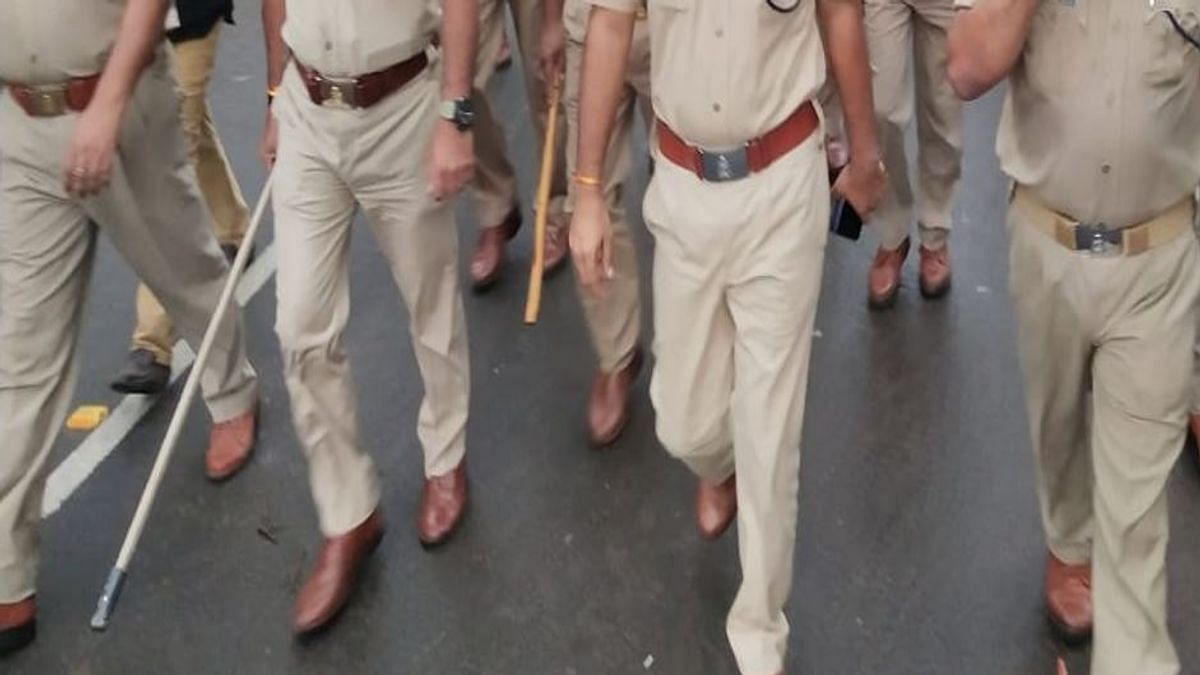 UP police escorts for women travelling alone at night