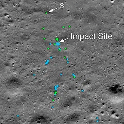 Chennai space enthusiast finds Vikram debris on moon, says NASA