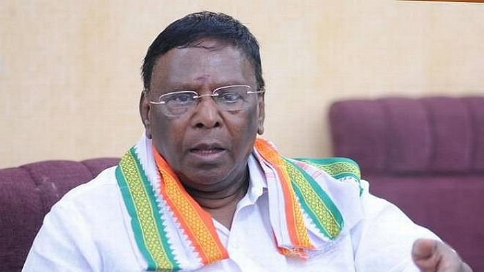 CMs stressed on lockdown extension, sought financial help: Puducherry CM Narayanasamy after meeting PM Modi