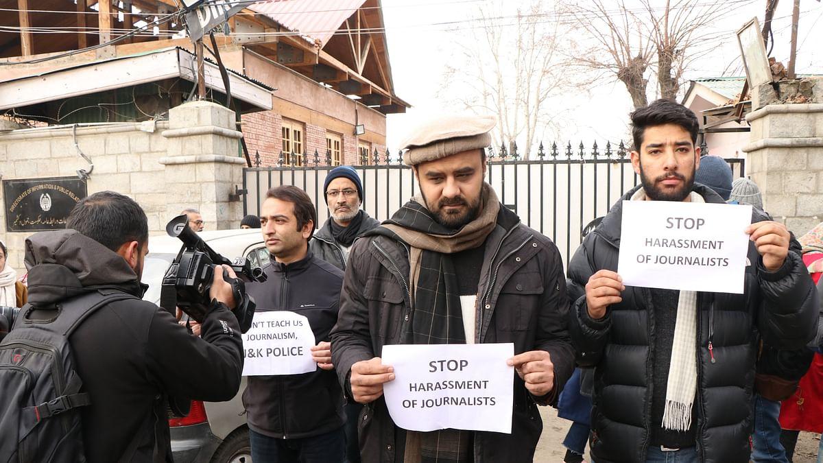 Kashmiri journalists, photographers lose jobs and livelihood