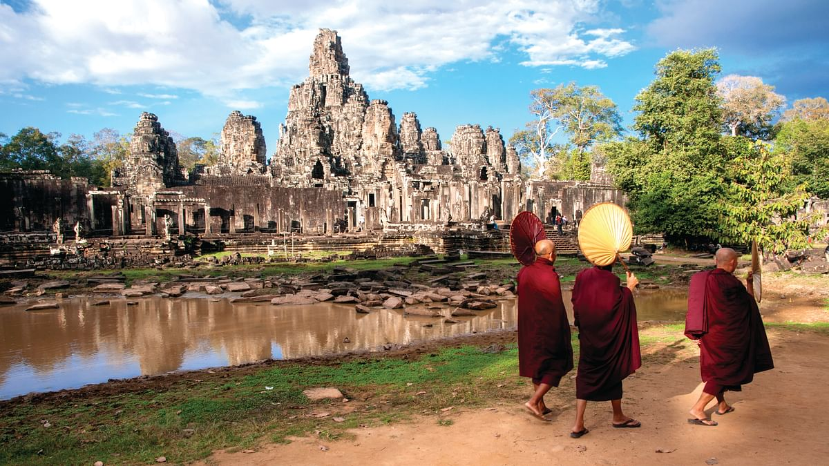 Angkor What? A Cambodian Caper