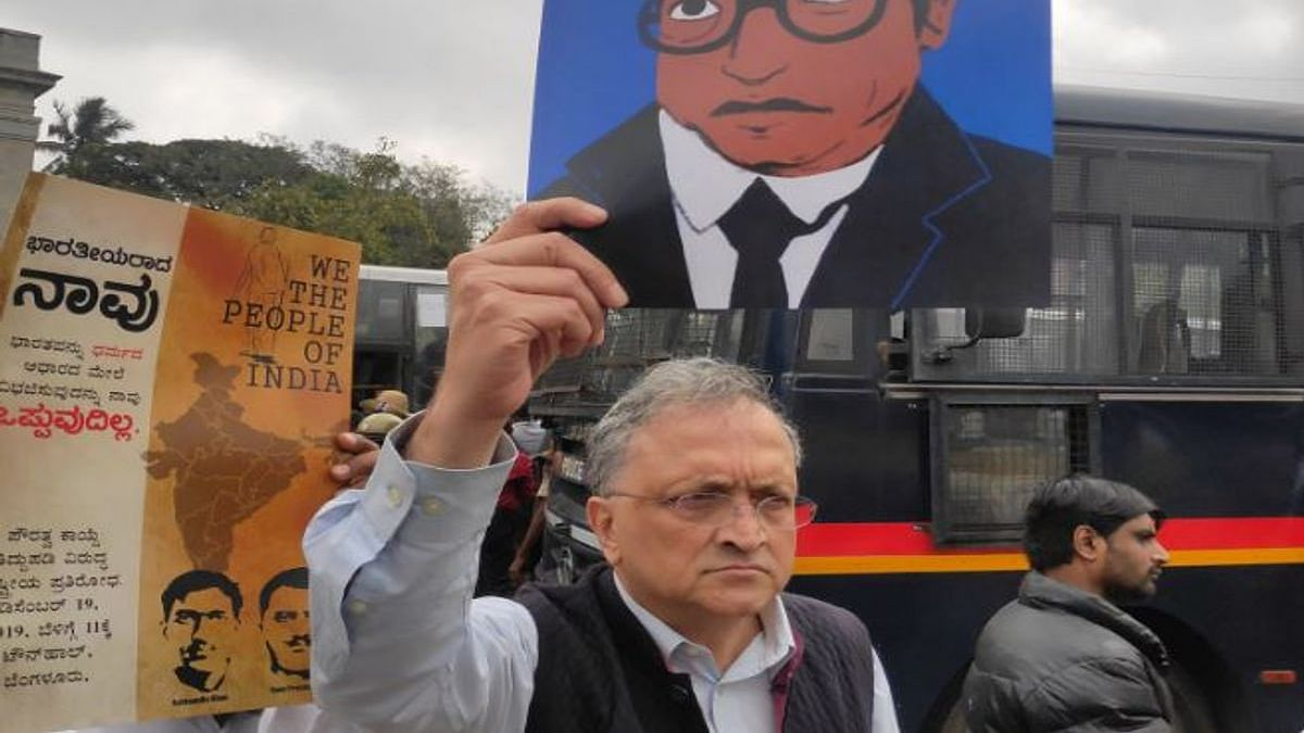 CAA protest: Modi government crushes voice of intellectuals; Guha, Yadav among others detained