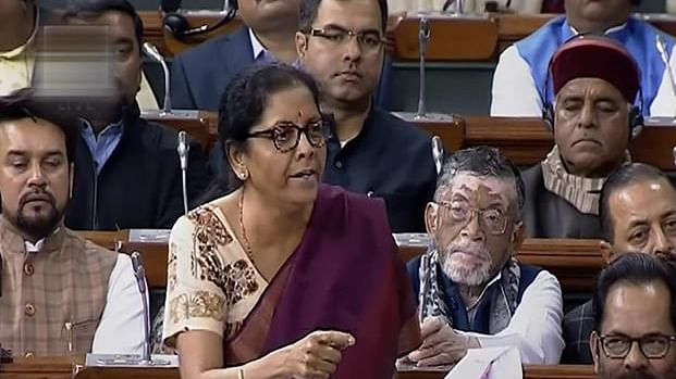 'I don't eat onions much', says Nirmala Sitharaman in Lok Sabha over debate on soaring prices