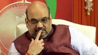 Congress on 2-nation theory: Amit Shah should take history lessons