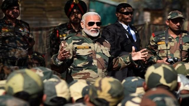 Modi govt gives ₹1 lakh crore less to the military forces in year 2019-2020