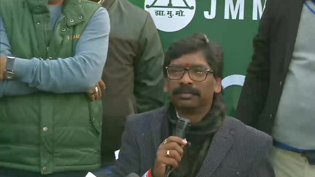 Jharkhand Assembly Elections Results LIVE: I am thankful to  people of Jharkhand for the mandate, says Soren