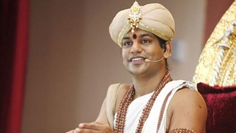Fugitive godman Nithyananda sets up own 'Hindu sovereign nation'