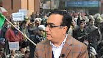 Former Minister of State for Home Affairs Ajay Maken (NH photo).
