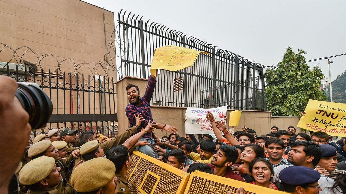 Civic freedoms in India progressively shrinking in Modi regime: Report