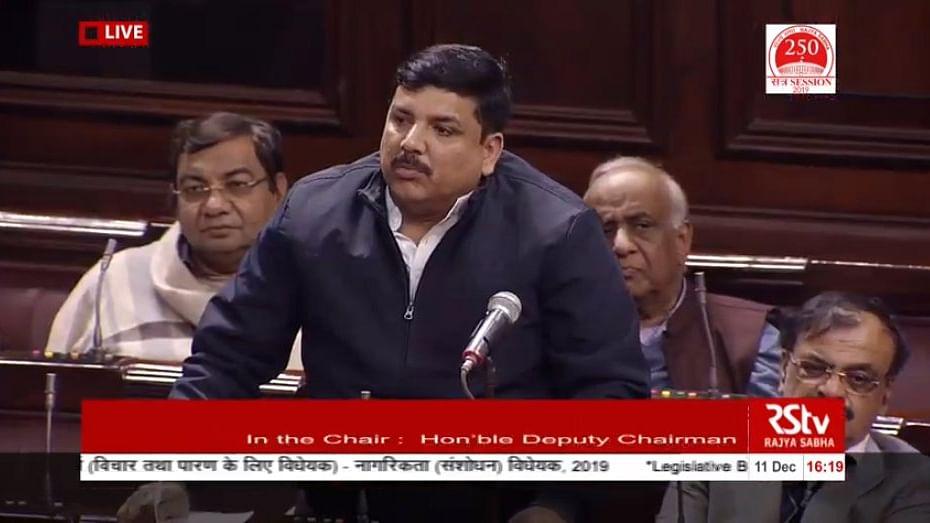 Citizenship Amendment Bill LIVE: CAB against Ambedkar's constitution, Bhagat Singh's dreams, says Sanjay Singh