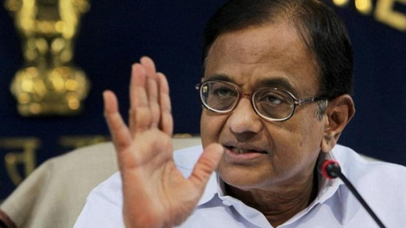 President's Budget address shows govt clueless on how to tackle economic situation, says Chidambaram