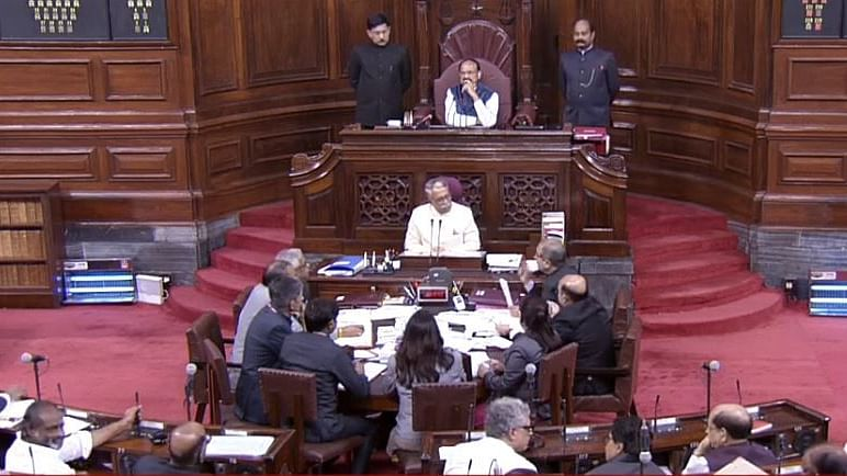 Rajya Sabha passes Citizenship Amendment Bill amid stiff opposition