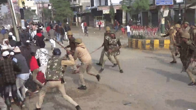 Anti CAA protests: Muslims have only two places, Pakistan or kabristan, UP police tell 72-year-old man