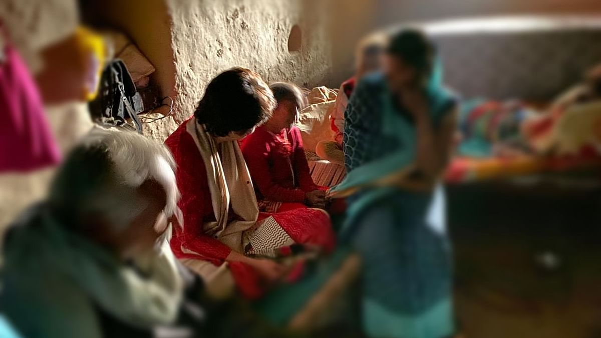 Priyanka Gandhi meets Unnao victim's family; says, 'culprits being shielded because of BJP connection'