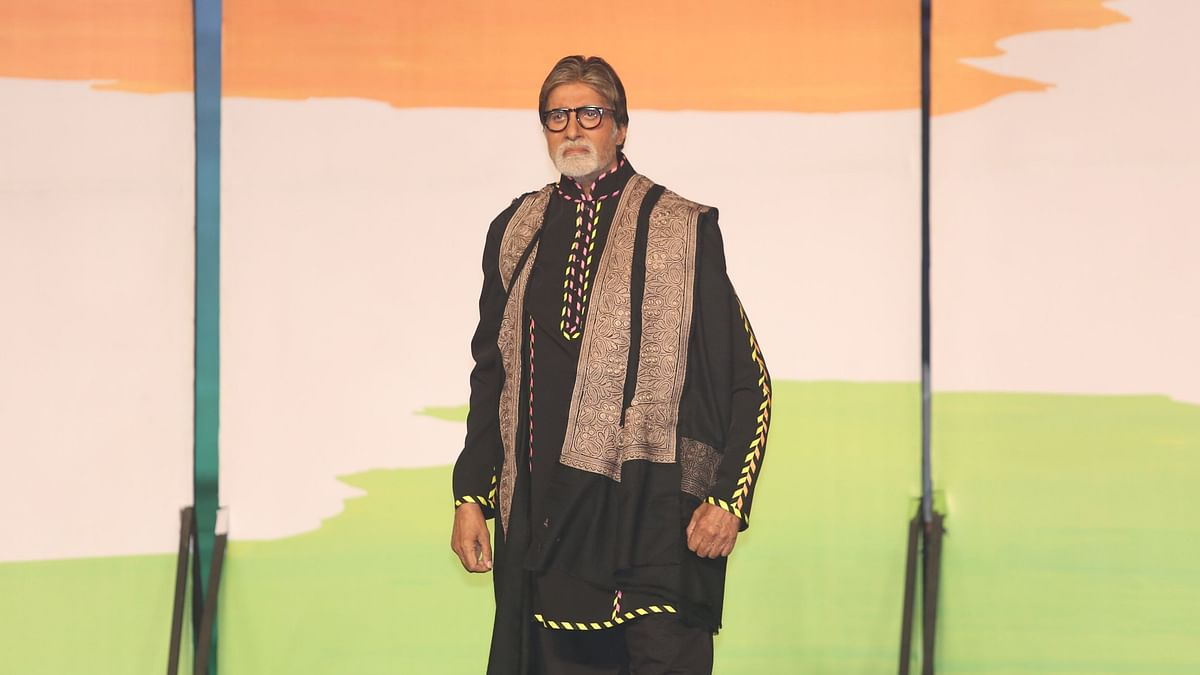 Big B gives app launch a skip, sparks off fresh health scare buzz