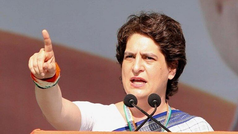 'Understand the chronology': Priyanka takes dig at Amit Shah over NRC remarks