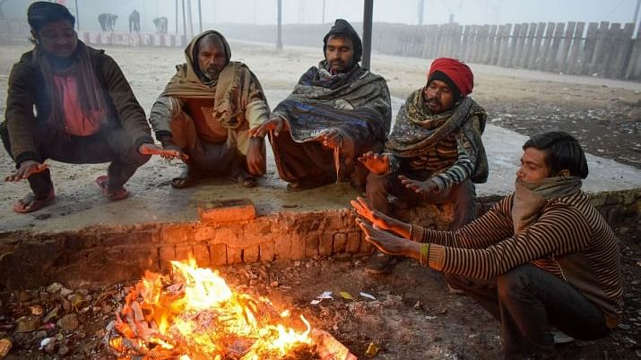 Unprecedented cold wave in north India, no respite soon