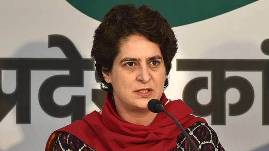 Priyanka Gandhi to telecom operators: Make outgoing and incoming calls free for a month