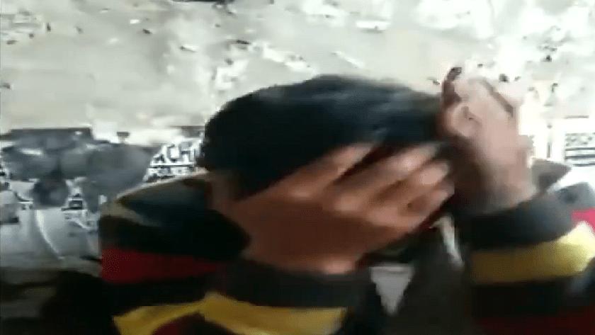 WATCH: Man beaten up in Greater Noida for selling biryani