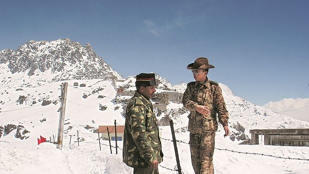 Deal with China as firmly as we do with Pakistan, Congress tells govt