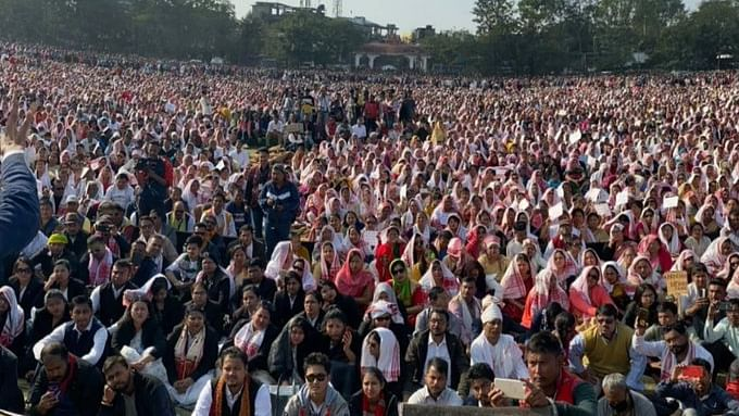 Songs of Bhupen Hazarika, Zubeen Garg become protest anthems in Assam