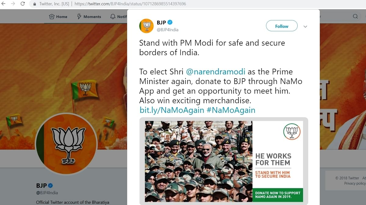 Armed Forces Flag Day: Modiji's love for jawans - Shadow or substance?