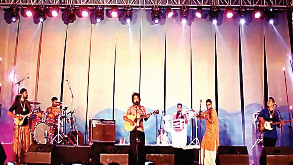 Kabir as a Songster