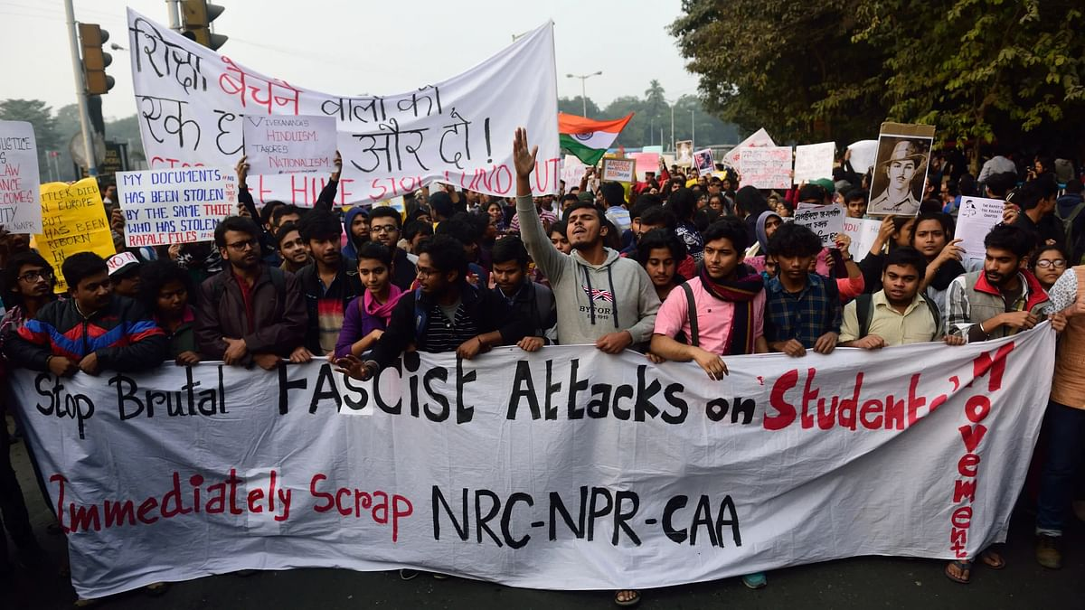 Timing of Cabinet approval for NPR baffling, even as protests rage in country