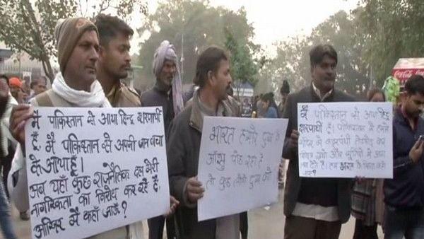 Pakistani Hindu refugees in Delhi supports CAA