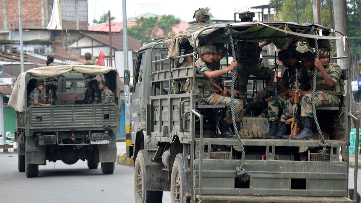 AFSPA extended in Nagaland for six more months