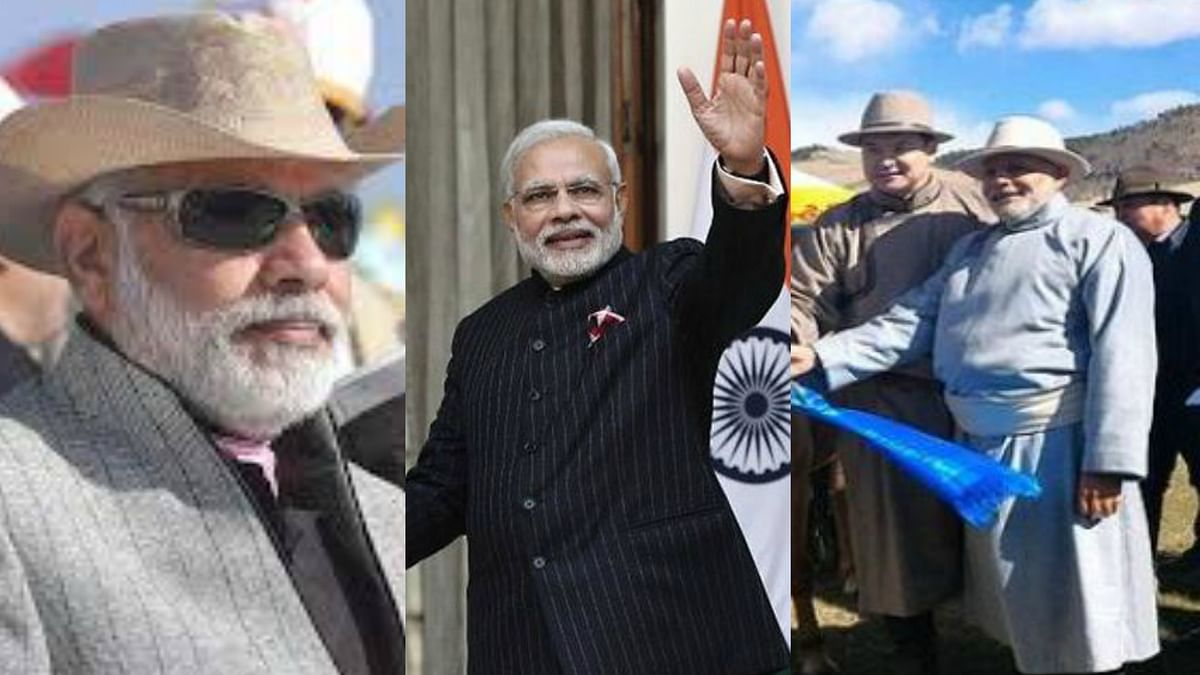 Clothes do not make the man, Prime Minister, as you surely know well