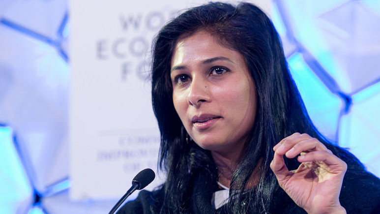 Economist Gita Gopinath (Photo courtesy: social media)