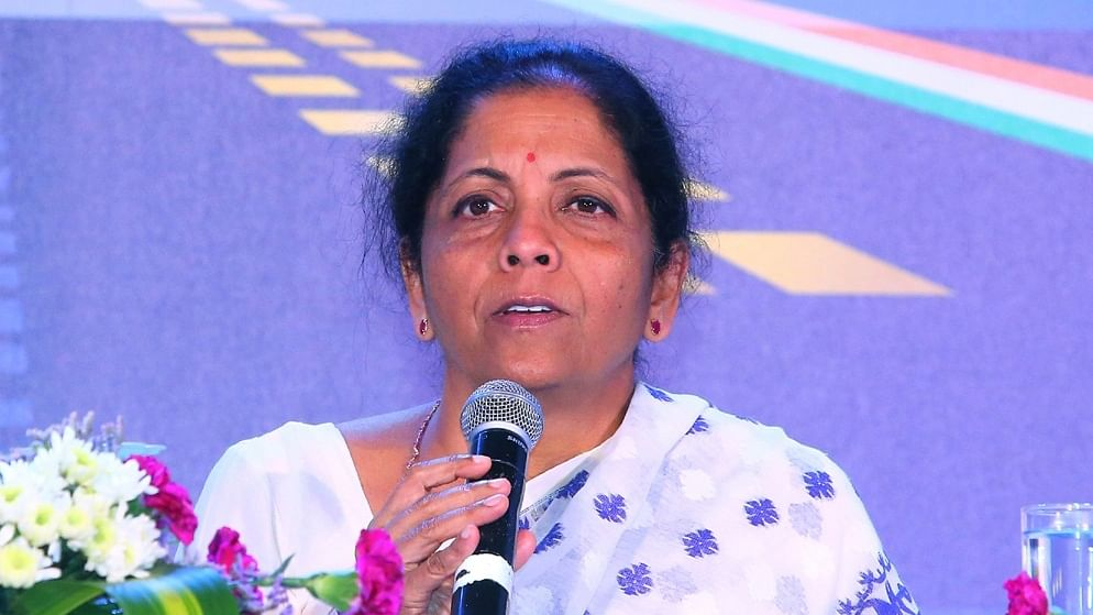 FM outlines ₹102 lakh cr National Infrastructure Pipeline