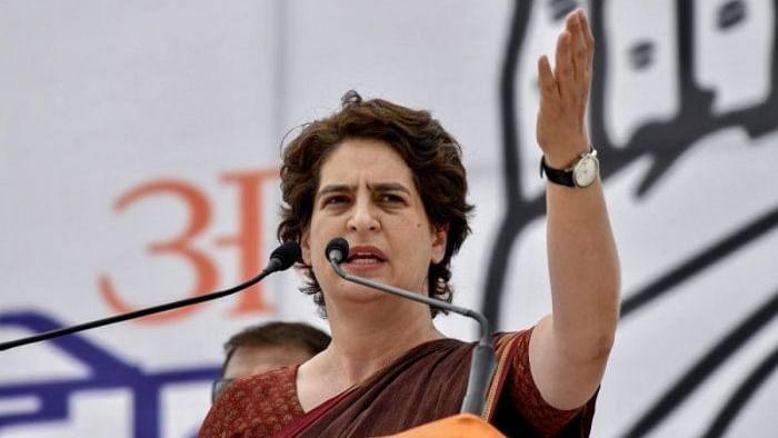 Hathras gang rape: Clamour grows for Yogi's resignation, Priyanka Gandhi asks, what kind of CM are you?