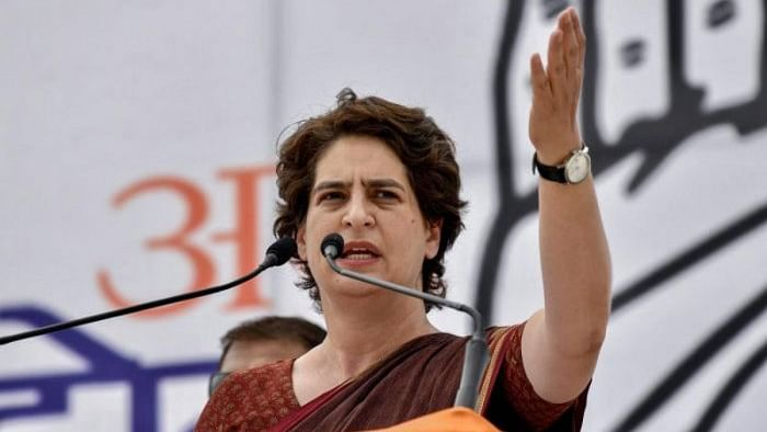 Jharkhand polls: Priyanka Gandhi launches blistering attack on PM Modi