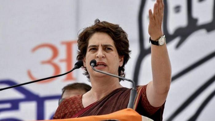 BJP leader Kapil Mishra's speech shameful, govt not doing anything more shameful: Priyanka Gandhi