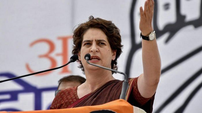 #NationalUnemploymentDay: Roaring youths will change the govt, warns Priyanka Gandhi
