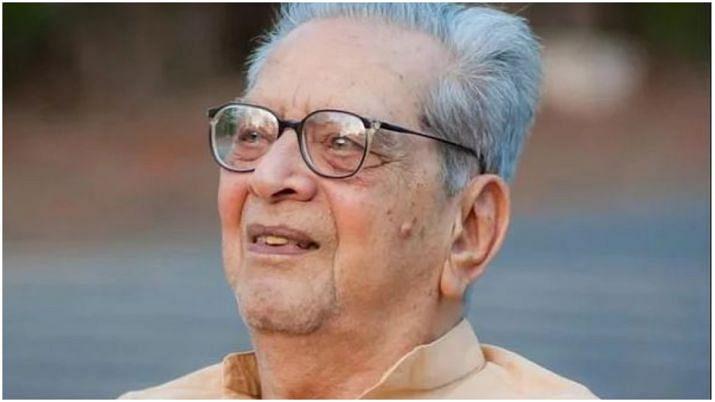 Eminent theatre-film actor Shriram Lagoo passes away