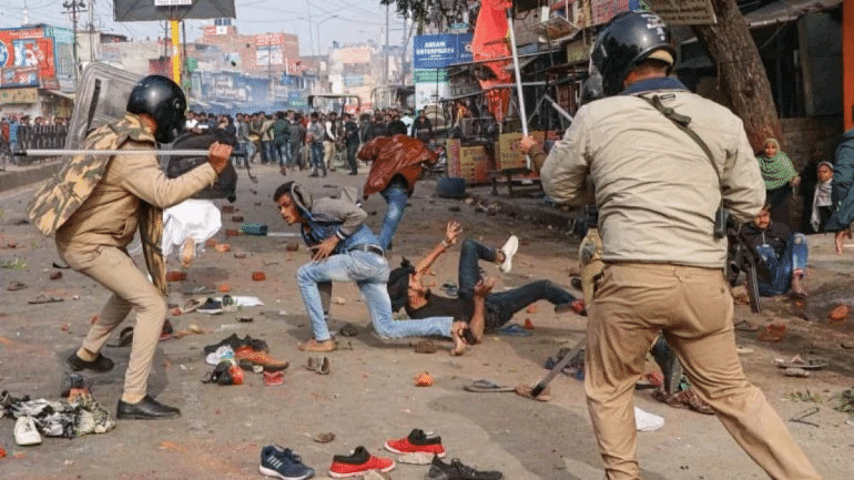 In Yogi's UP there is no Ram Rajya: blind eye to property destroyed by police and BJP, Sangh supporters