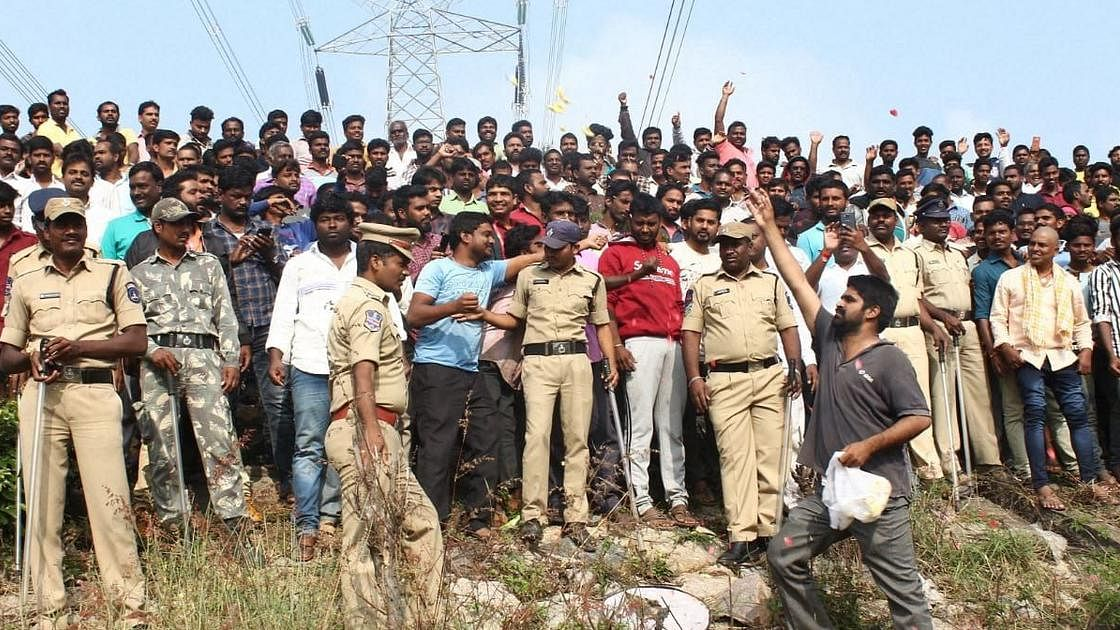 All 4 Hyderabad vet rape accused killed; citizens divided over 'police justice'
