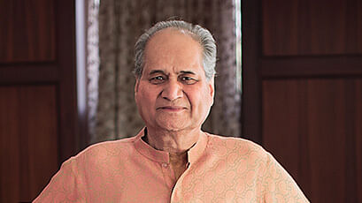 A file picture of Rahul Bajaj