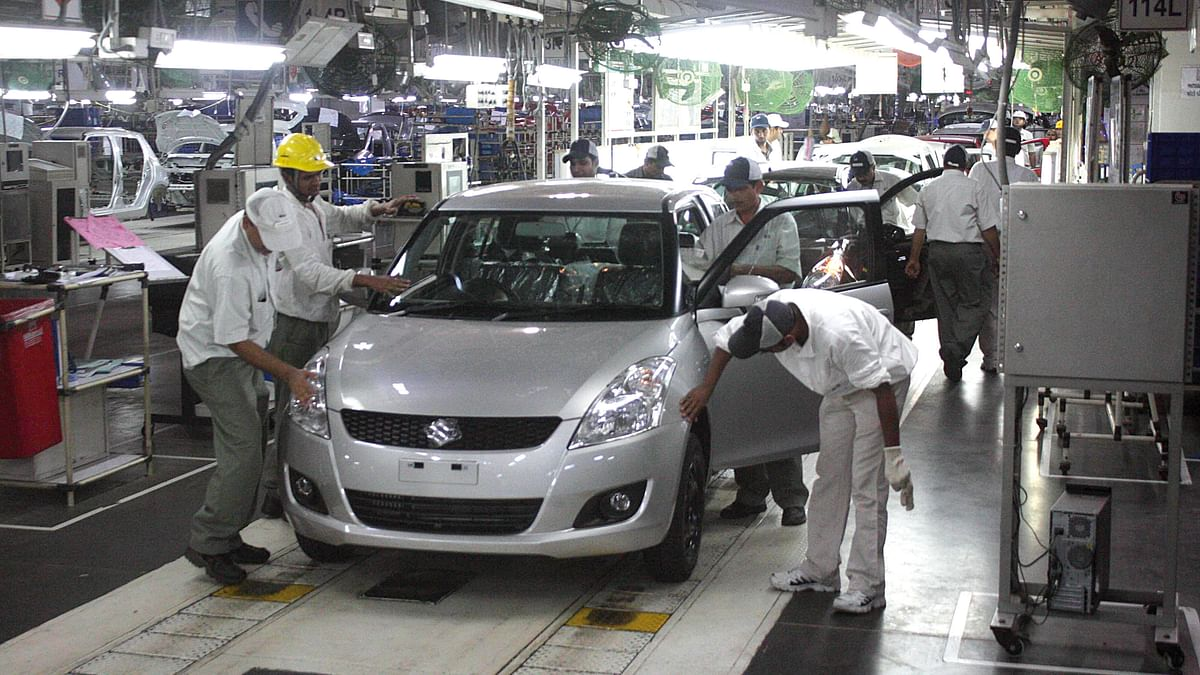 Among other key sectors, the Indian automobile industry is going through its worst slump in last two decades and has shed over 2.30 lakh jobs. (Representational image)