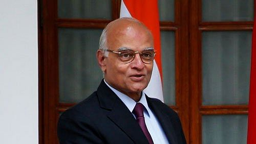 Former Foreign Secretary Shivshankar Menon (File Photo)