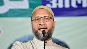 AIMIM president Asaduddin Owaisi (file photo)